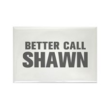 BETTER CALL SHAWN-Akz gray 500 Magnets