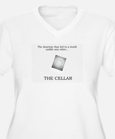 The Cellar By Melissa Alina Stro Plus Size T-Shirt
