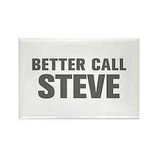 BETTER CALL STEVE-Akz gray 500 Magnets