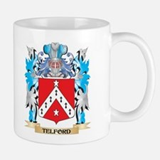 Telford Coat of Arms - Family Crest Mugs