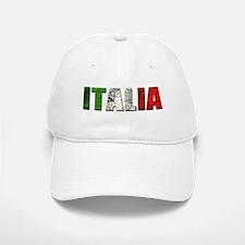 Italia Logo Baseball Baseball Cap
