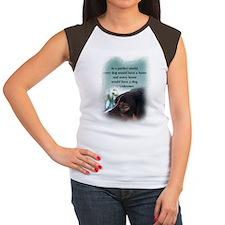 The Australian Shepherd Women's Cap Sleeve T-Shirt