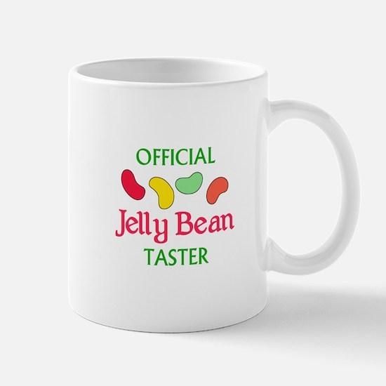 OFFICIAL JELLY BEAN TASTER Mugs