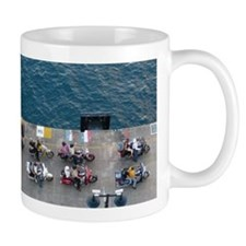 Motorcycles staging Mugs