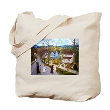 Trick or Treaters Halloween Tote Bag