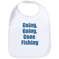 Going Fishing Bib
