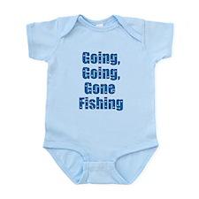 Going Fishing Infant Bodysuit