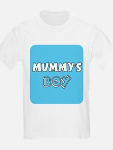 Mummys Boy T-Shirt