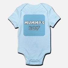 Mummys Boy Body Suit