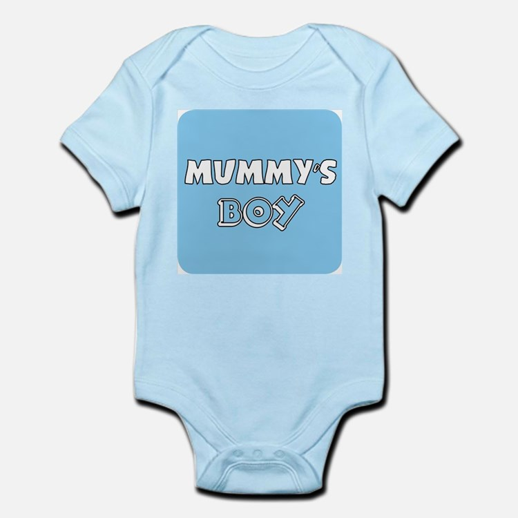 Mummys Boy Body Suit
