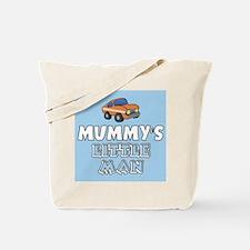Mummys Little Man Tote Bag