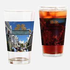 Old Street Sint Maarten Drinking Glass