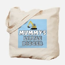 Mummys Little Digger Tote Bag