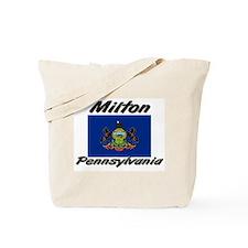 Milton Pennsylvania Tote Bag