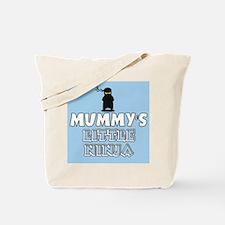 Mummys Little Ninja Tote Bag