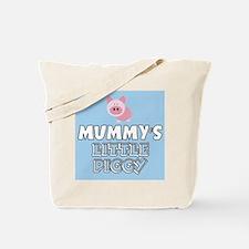 Mummys Little Piggy Tote Bag