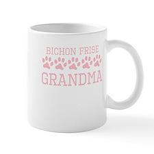 Bichon Frise Grandma Mugs