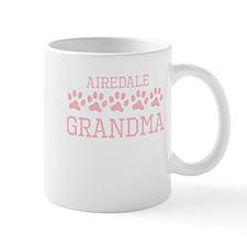 Airedale Grandma Mugs