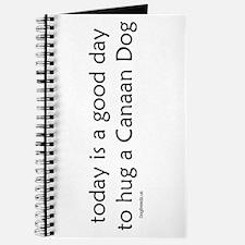 Hug a Canaan Dog Journal