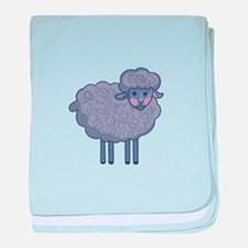 LITTLE SHEEP baby blanket