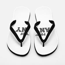 PROPERTY OF ANTHONY-Fre gray 600 Flip Flops