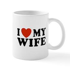 I Love My Wife Mug