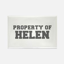 PROPERTY OF HELEN-Fre gray 600 Magnets