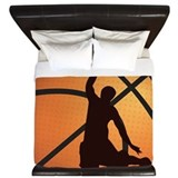 Basketball King Duvet Covers