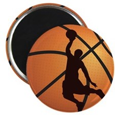 Basketball dunk Magnets