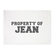 PROPERTY OF JEAN-Fre gray 600 5'x7'Area Rug