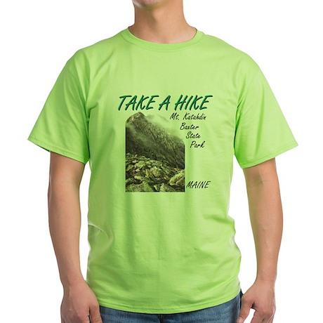 Katahdin Green T-Shirt