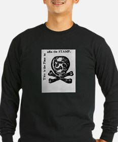 stamp act Long Sleeve T-Shirt