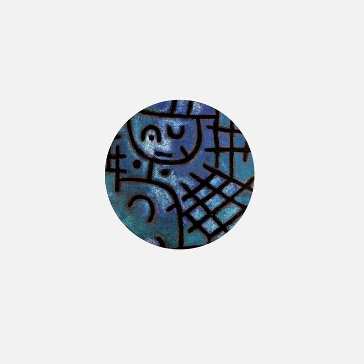 Klee - Captive Mini Button