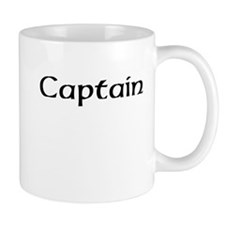 Captain 2 Mugs