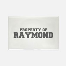 PROPERTY OF RAYMOND-Fre gray 600 Magnets