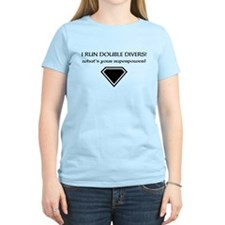 i run double divers T-Shirt