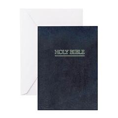 Holy Bible Greeting Card