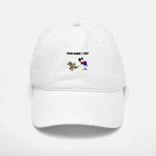 Custom Dog Pooper Scooper Baseball Cap