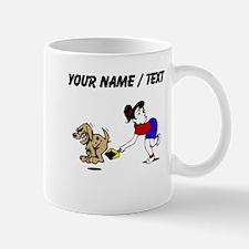 Custom Dog Pooper Scooper Mugs