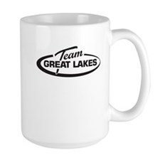 team great lakes Mugs