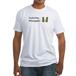 Fueled by Pineapple Fitted T-Shirt