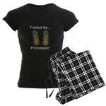 Fueled by Pineapple Women's Dark Pajamas