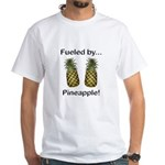 Fueled by Pineapple White T-Shirt