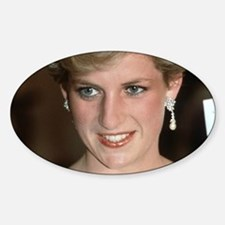 Stunning! HRH Princess Diana Decal