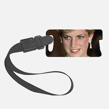 Stunning! HRH Princess Diana Luggage Tag