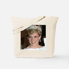 Stunning! HRH Princess Diana Tote Bag