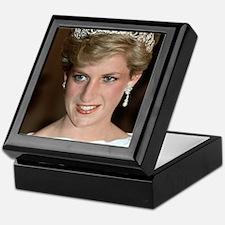 Stunning! HRH Princess Diana Keepsake Box