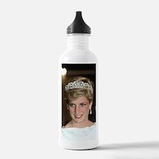 Stunning! HRH Princess Diana Sports Water Bottle