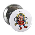 Space Monkey Button