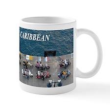 Caribbean Cruising Mugs